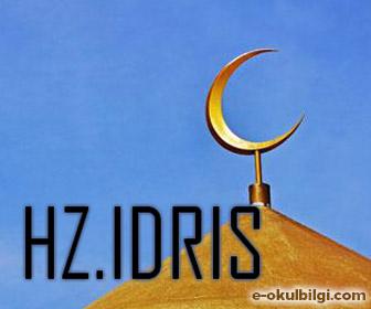 Hz. İdris'in Hayatı