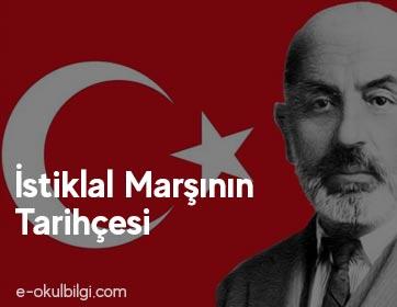İstiklal Marşının Tarihçesi