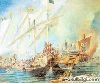 Preveze Deniz Savaşının sonuçları