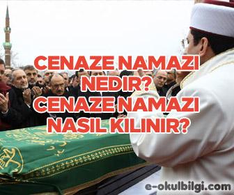 Cenaze namazı nedir? Cenaze namazı nasıl kılınır?