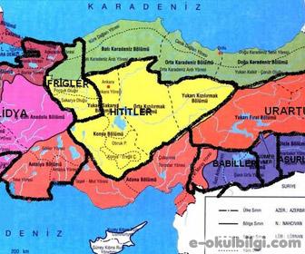 İlk çağ Anadolu uygarlıkları ve özellikleri
