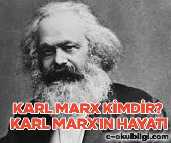 Karl Marx Kimdir Karl Marxın Hayatı Felsefe E Okul Bilgi