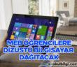 MEB, Fatih projesinde öğrencilere tablet yerine bilgisayar dağıtacak