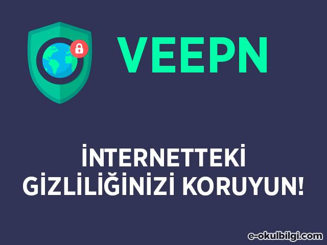 VeePN - İnternetteki gizliliğinizi koruyun!